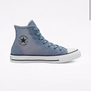 Concrete Heat Chuck Taylor High Top Sneaker Size 8